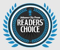 Johnson City Press Reader's Choice.