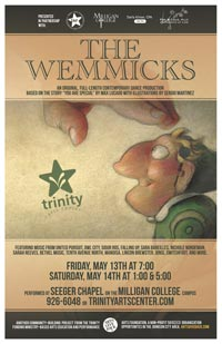 Purchase tickets for The Wemmicks.